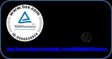 mimos kudde TUV certifiering